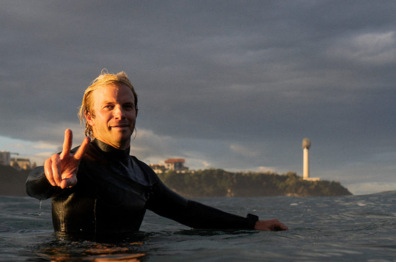Surf balance Benoit